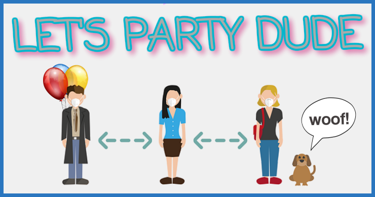 Party On! How to Host a Memorable Socially Distanced Party This Summer