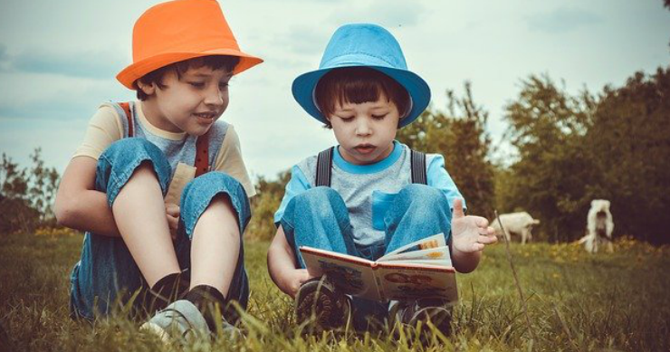 Ideas for Summer Camp at Home + Summer Reading